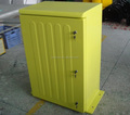 Fiber glass enclosure for battery, frp gel coat finish