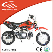 motorcycle made in lianmei with CE 50cc for kids cheap for sale