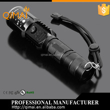 Promotional Best Selling Rechargeable Outdoor High Power Hunting Flashlight