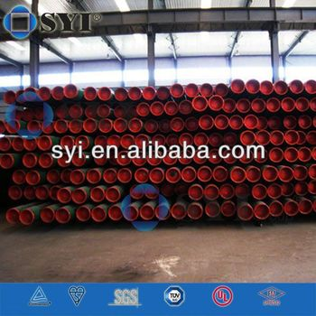 Aisi 1020 Cold Drawn Seamless Steel Pipe of SYI Group