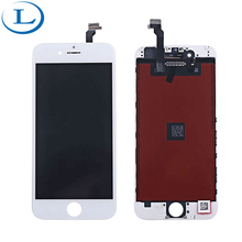 OEM Mobile phone lcd display parts for iphone 6 plus screen digitizer