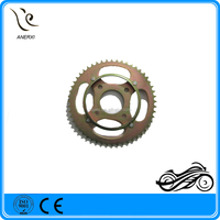 Motorcycle Engine For Motorcycle CG125-52T Sprocket