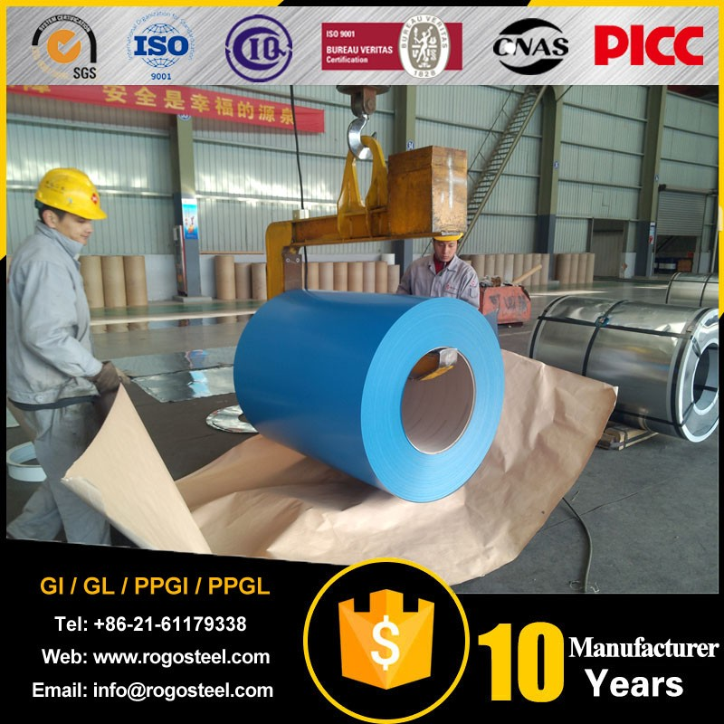 New product PPGI Prepainted Galvanized Steel Sheet & Coil of Bottom Price