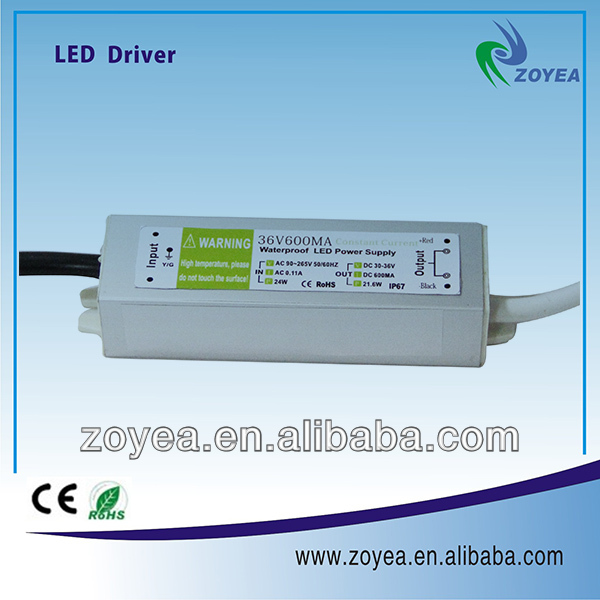 High quality waterproof constant current usb webcam 6 led drivers