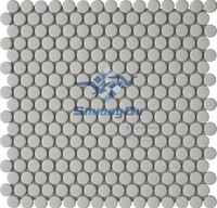 2016 hot sale penny round mosaic tile for kitchen and bathroom wall and floor tiles Y1901