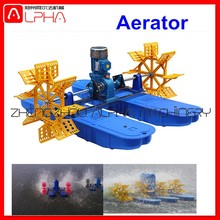 Wholesale automatic fish pond areator paddle wheel aerator