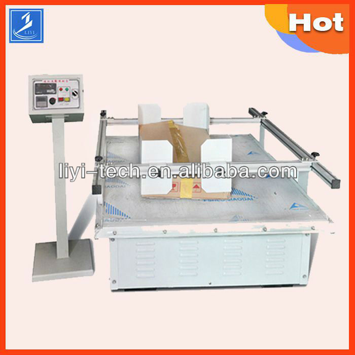 Vibration Table For Package testing equipments
