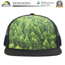 Fashion Printed /sublimation Floral Trucker Hat