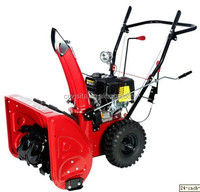 6.5HP 196cc snow thrower with light