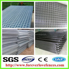 Cheap galvanized welded wire mesh for fence panel