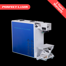 Fiber laser 20w stainless steel marking machine manufacture with EZCAD software
