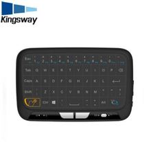 High quality mini keyboard h18 hotkeys laptop keyboard custom with 2.4ghz wireless