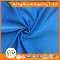China manufacturer Polyester spandex fabric for women dress swimsuit