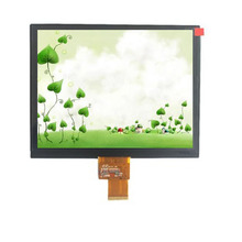 super quality 1024x768 8 inch LCD display for E-book reader