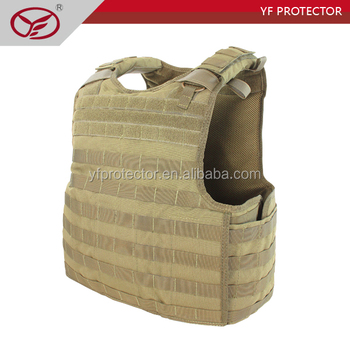 Molle tan plate carrier newest design