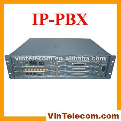 IP PBX VIN2060-SE Voice Switch System for for small-to-medium sized (SME) enterprises solution