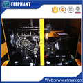 94kw water cooled diesel generator with open or soudproof genset
