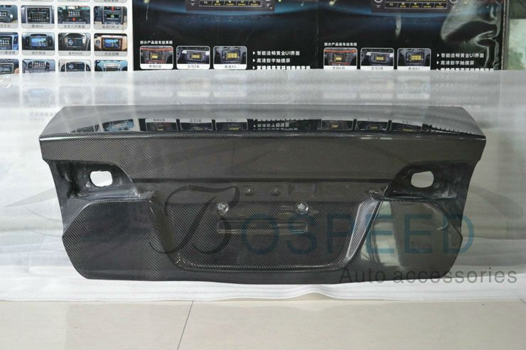 Carbon Fiber Trunk Lid boot for Honda Civic cars