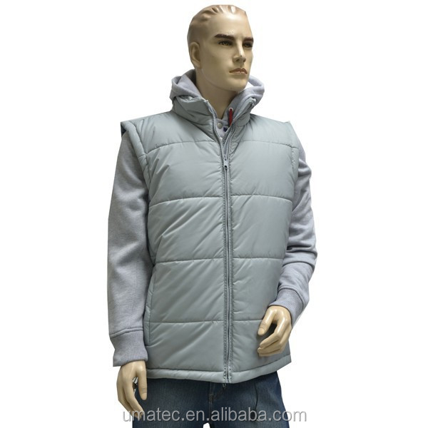 Warm Heated Vest with rechargeable battery (MV-4661)
