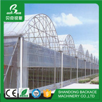 Multi Span Tunnel PE Plastic Film