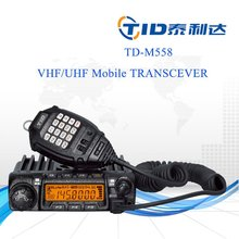 TD-M558 New Black Walkie Talkie super 25w definition of mobile communication