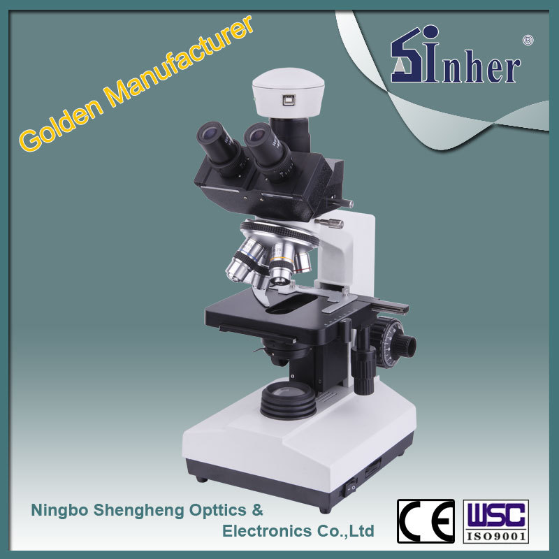 XSP-106 FACTORY FOR LOW PRICE CHINESE BINOCULAR MICROSCOPE
