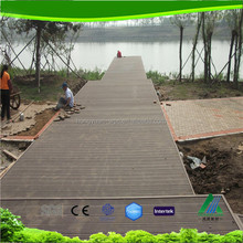 2016 new product in China wpc decking, wpc outdoor flooring
