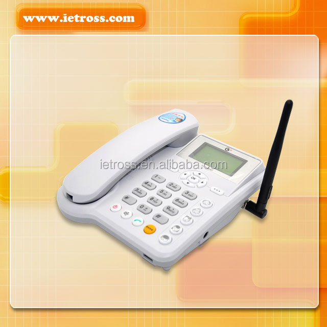 gsm wireless home phone huawei ets 5623 fixed phone with sim card slot