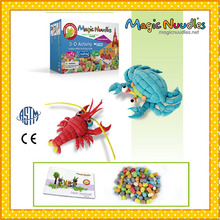 2017 Newest Creating Craft Magic Nuudles 5824 For Children