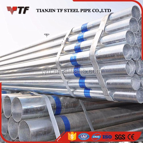 Made in china Best company en74 hot dipped galvanized steel pipe