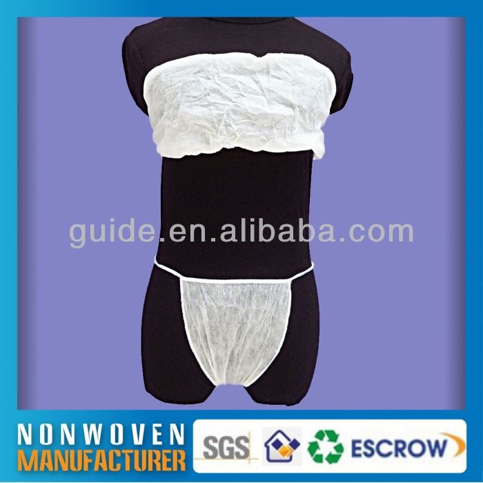 Spa Disposable Brief Hot Sex Modal Women Underwear