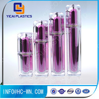 Elegant Crystal Thailand Ppopular Skin Care Bottle