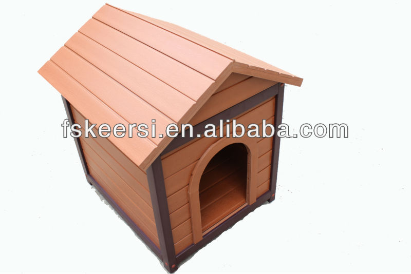 Water-proof outdoor dog house