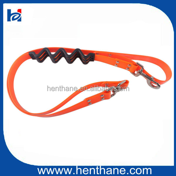 Retractable Nylon Running Dog Leash With Metal Buckle
