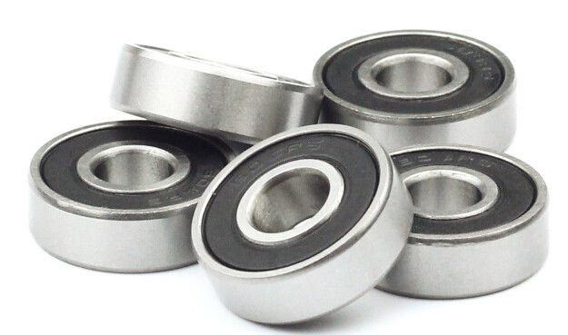 10pcs 625-2RS C3 Double Rubber Sealed Miniature Ball Bearing 5 x 16 x 5mm