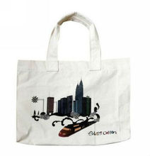 promotional souvenir canvas pattern print tote bags for wholesale