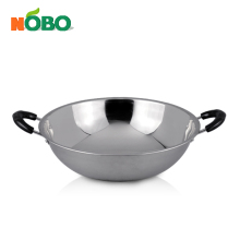 Kitchen Stainless steel fryer frying pan as seen on tv