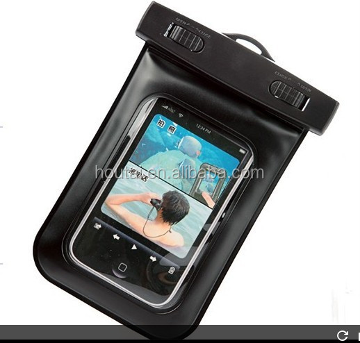 Newest design small waterproof bag for camera and phone