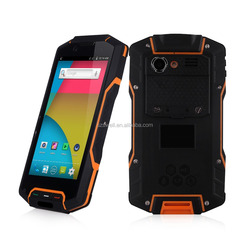 4.7inch NFC rugged smart phone Android 4.4 MSM8926 4G mobile phone IP67 dual sim OEM approval HG04