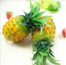 Artificial plastic fake plastic pineapple