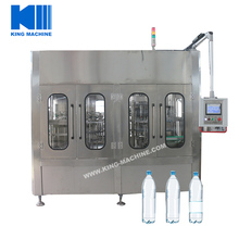 Environment-friendly water filling machine washing filling sealing machinery account