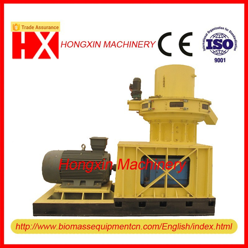CE certification biomass wood pellet machine