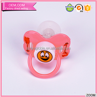 wholesale real nipple feel silicone unique baby pacifier