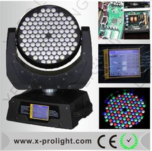 108 3w led moving head wash cheap led par cans pro-stage wash light