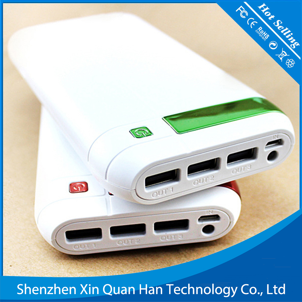 portable mobile power bank, Promotional power bank mah mobile cell phone charger