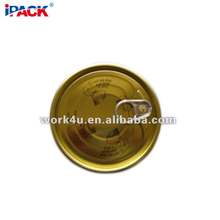 300 Easy Open Tin Lid Supplier For Food Can