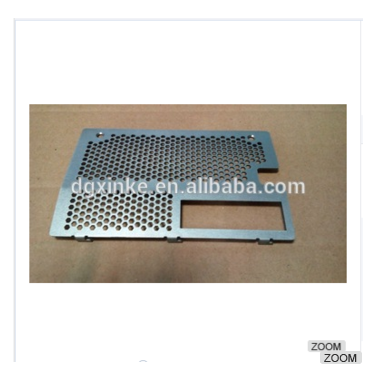 High Standard stamping sheet fabrication perforated metal galvanized mesh appliance speaker grille covers