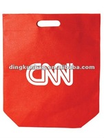 Die Cut Handle PP Nonwoven Bag for Special Usage