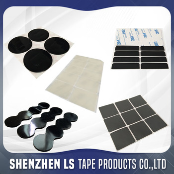 Various Shape Custom Silicone Rubber Sticker