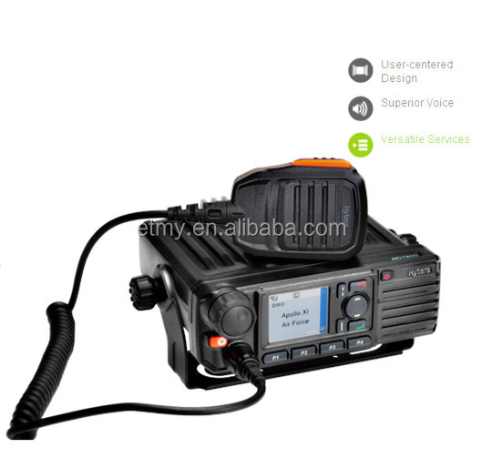 Professional dmr mobile radio Hytera MD780 MD782 MD785 digital radio